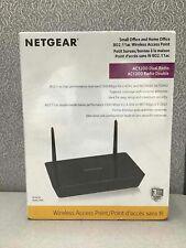 Netgear Wireless Desktop Access Point (Wac104) Dual-Band Ac1200 Ap Sealed