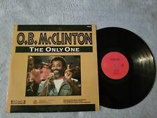 O.B. McClinton / The Only One - Vinyl LP Record Album - P 20335 - CBS Special