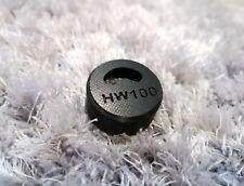 Weihrauch HW100 Black Pressure Gauge Cover Protector Trim