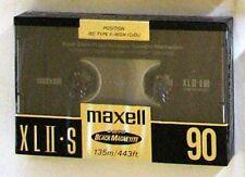 MAXELL XLII-S 90 - Nastro Vergine Blank Cassette Tape Sealed