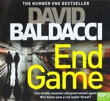David BALDACCI / END GAME        [ Audiobook ]