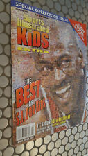 SPORTS ILLUSTRATED FOR KIDS  MAGAZINE 1999 MICHEAL JORDAN GEM MINT!!  NO LABEL!!