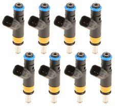 Set of 8 VDO Fuel Injectors for Chrysler 300 Dodge Ram 1500 Jeep Commander V8