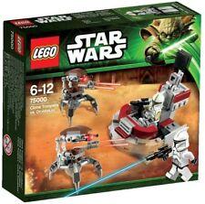 LEGO STAR WARS 75000 CLONE TROOPERS VS DROIDEKAS BATTLE PACK  NEUF / NIEUW / NEW