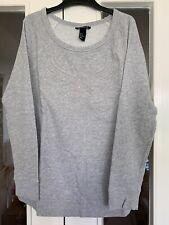H&M Mama Maternity Sweatshirt, Size Medium