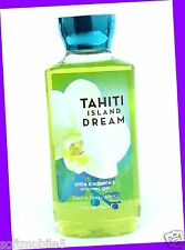 1 Bath & Body Works TAHITI ISLAND DREAM Shea Shower Gel Body Wash COCONUT MUSK