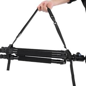 Outdoor Lightweight Single Shoulder Strap Carrier for Tripod Light Stand HGJ