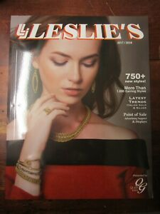 Leslie's 2017/18 Catalog of Gold and Silver Jewelry from Quality Gold