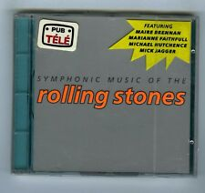 CD (NEW) SYMPHONIC MUSIC OF THE ROLLING STONES