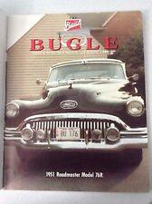 Buick Bugle Magazine 1951 Roadmaster Model 76R April 1994 032017NONRH