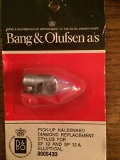 Bang & Olufsen DIAMOND REPLACEMENT SP 12 / 12A  Elliptical framed