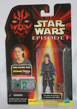 Padme Naberrie Figure Pod Race View Screen CommTech Chip Star Wars Episode 1 New