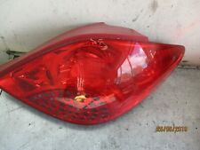 PEUGEOT 207 OSR DRIVER SIDE REAR BRAKE TAIL LIGHT 9649986580