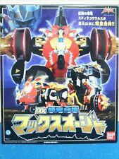 Power Rangers Dino Thunder DX MAX OHJA Megazord Abaranger Figure Japan BANDAI