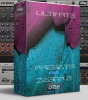 Over 37.000 Zebra 2 (u-he) Presets - For FL Studio, Ableton, Cubase, Logic +