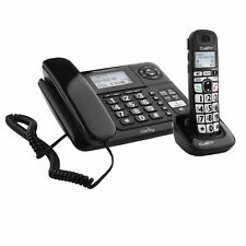 Clarity 53727.000 E814CC Moderate Hearing Loss Corded and Cordless Phone Combo