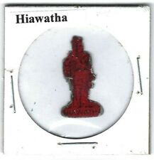 Hiawatha Chewing Tobacco Tag Die Cut