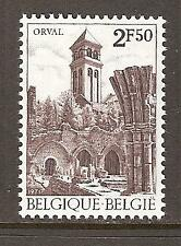 BELGIUM # 807 MNH ABBEY OF NOTRE DAME ORVAL