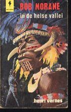 BOB MORANE EO La vallée infernale 60s Edition Originale Néerlandais Henri VERNES