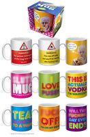 Brainbox Candy Mugs funny rude cheeky joke gift tea cup coffee birthday present