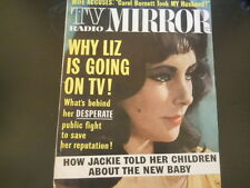 George Maharis, Robert Reed, Allen Ludden - TV Radio Mirror Magazine 1963
