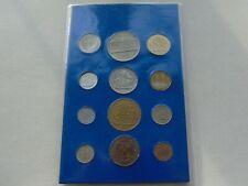 More details for iceland 1946-1980 12 coin collection /sealed set 1 eyrir up to 50 kronur