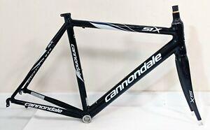 Cannondale System Six 56 cm Carbon Aluminium Black Road Bike Frame