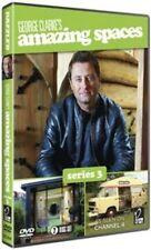 George Clarke's Spaces Series 3 - DVD Region 2