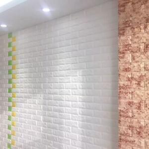 MONTANA BRICK Set of 12 Molds Stone VENEER for Concrete Plaster Wall Brick Tiles