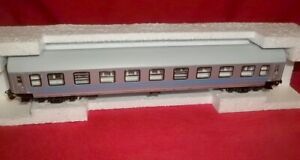 Berliner Bahnen 1:120 Model TT  Passenger Coach Car DR 13612 Original Box