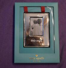 "Kate Spade- ""Darling Point"" Little Angel Ornament Frame -NIB"