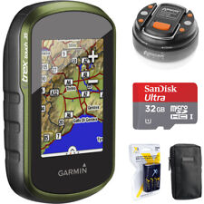 Garmin eTrex Touch 35 Color GPS/GLONASS w/ 3-axis Compass +32GB Accessory Bundle