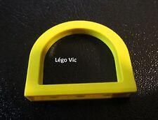 Lego Fabuland x650 Fenêtre Front Window Round Small Jaune Yellow du 329 338 137