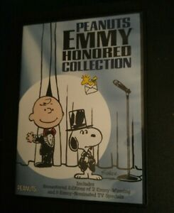 Peanuts: Emmy Honored Collection (2 DVD's, Released 2015)