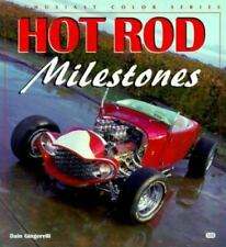 Hot Rod Milestones by Dain Gingerelli (1999, Paperback) Enthusiast Color Series