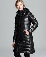 2018  Moncler Moka Quilted Down Coat Jacket Puffer $1115 size 0 NEW