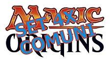 Set Completo 4x COMUNI Origins Origini Lotto Magic ORI MTG Collezione Wizards
