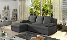 Eckosofa Eckgarnitur Sofa Couch Schlaffunktion + Bettkasten 3 Sitzer ! OLIMP !