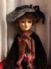Antique Early Etta Boudoir Doll Tagged Etta