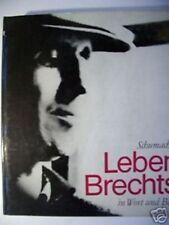 Leben Brechts Wort und Bild 1981 Biografie