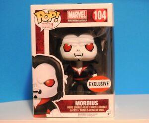 Funko POP! Marvel Collector Corps Morbius Exclusive #104 +P/Prot  2015 release