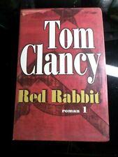 LIVRE TOM CLANCY RED RABBIT TOME 1, ROMAN, LIBRO, BOOK
