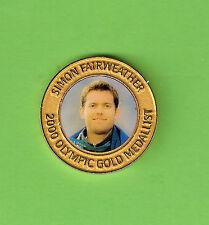 Men'S Archery Sydney 2000 Olympic Medal