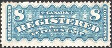 CANADA, 1875. Regsitration F3, Used