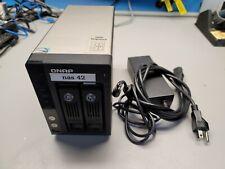 New listing Qnap Ts-259 Pro + Nas 2-Bay Network Storage Unit - 2 x 1Tb Drives