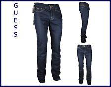 GUESS jeans denim da uomo slim fit elasticizzato gamba dritta dritti svasati 44