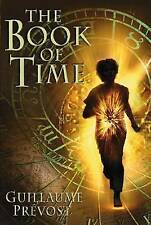 Book Novel THE BOOK OF TIME Guillaume Prevost Excellent Condition BNHC