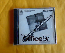 Microsoft Office 97 Standard Edition (sealed jewel case)