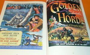 Cinema's AD Graffitti Guide 1930-1950 book motion picture film movie #0518