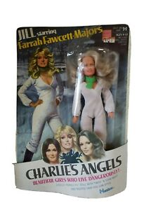 Vintage 1977 Hasbro Charlie's Angels Doll - Jill Monroe (Farrah) -excellent cond